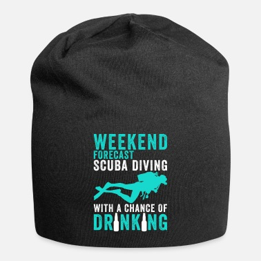 Under Water Scuba Diver Gift Idea - Beanie