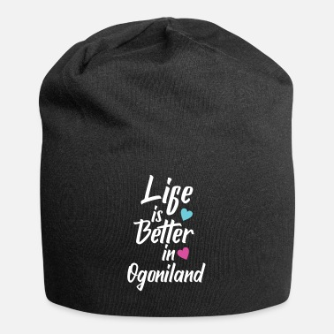 Proud Life Is Better In Ogoniland Pride - Beanie