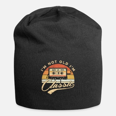 Fifties 50th birthday gifts men & women 1970 gift 50 years - Beanie