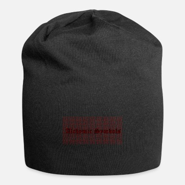 Constellation Alchymic Symbols - Beanie