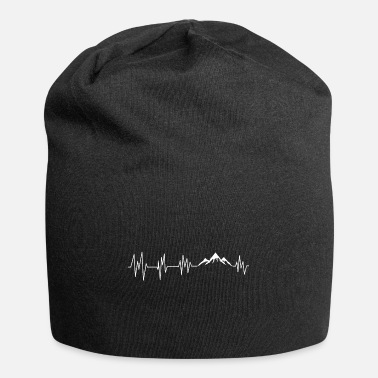 Klettern Heartbeat Mountains - Beanie