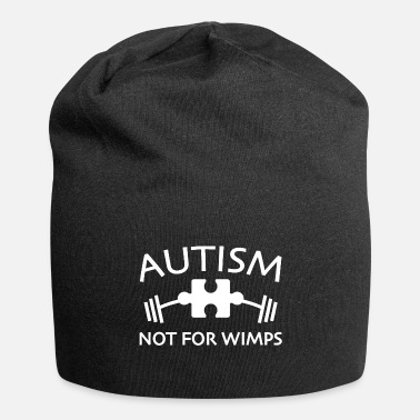 Wimps Autism Not For Wimps - Beanie