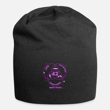42 The Answer to Life merch - Beanie