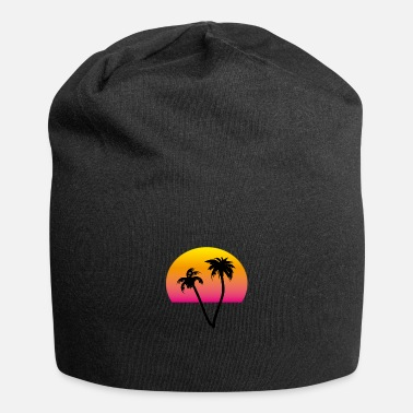palms and sun II - Beanie