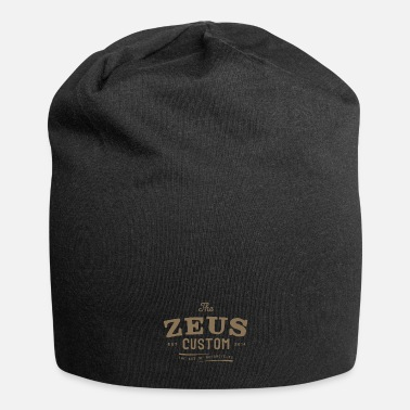 Zeus Zeus Custom Signature Gold - Beanie