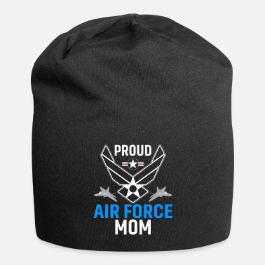 Airforce Proud US Air Force MOM - Beanie