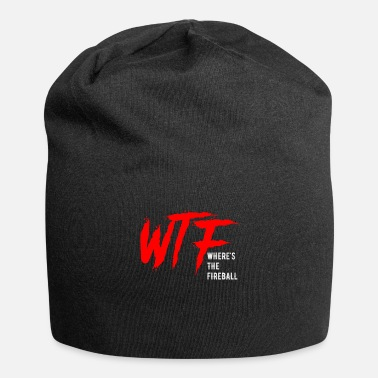 Wtf Fireball WTF Where's The Fireball T-Shirt (1) - Beanie