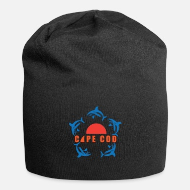 Cape Cod Great White Sharks Circling The Sun - Beanie