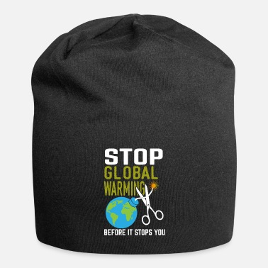 Climate Change Climate Change Environment - Beanie