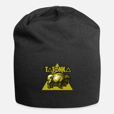 Native American Buffalo Tatonka american native buffalos design gift - Beanie