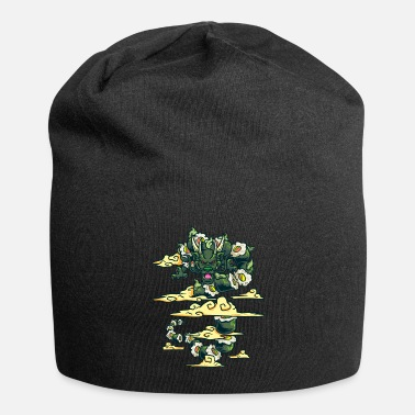 Dragons Lair Sushi Dragon Japanese Art - Beanie