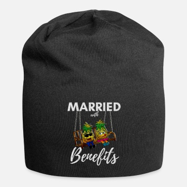 Pineapple And Soccer Swingers Married With Benefits Pineapple Swinger - Beanie