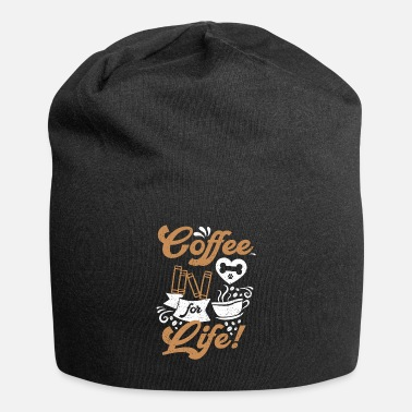 Mugs-cups Dogs Books and Coffee - Beanie