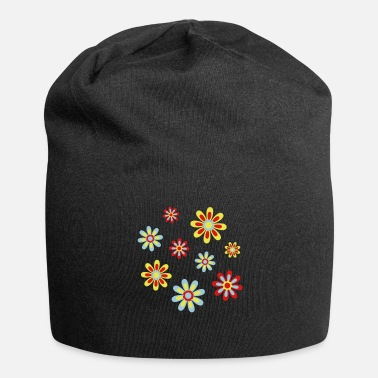 Cheerful Madness Floral Fantasy by Cheerful Madness!! - Beanie