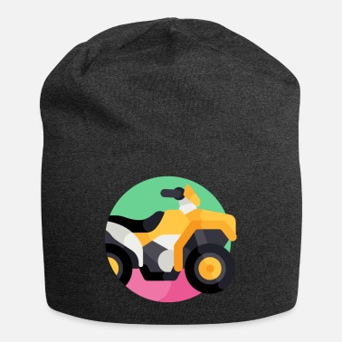 Vehicle vehicle illustration - Beanie