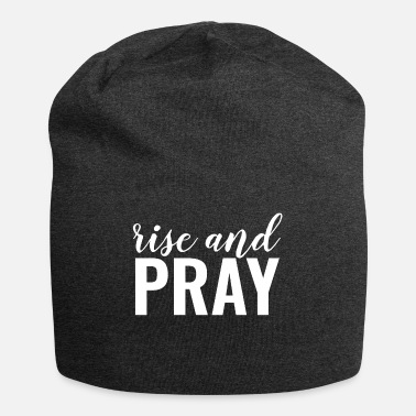 Christian Rise And Pray - Christian - Beanie