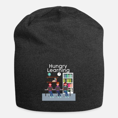 Learn Hungry learning - Beanie