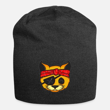 Bait Pirate cat - Beanie
