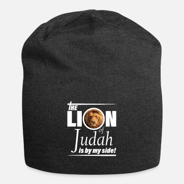 Guardian Angel Lion of Judah Clothing and Accessories. - Beanie
