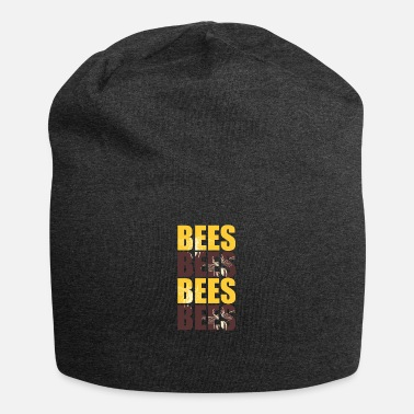 Bee Bee Bees Bee Save the bees gift - Beanie