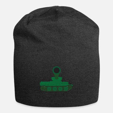 World Tank Turret Gun - Beanie