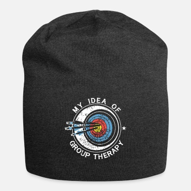 Idea My Idea Of Group Therapy T Shirt - Beanie