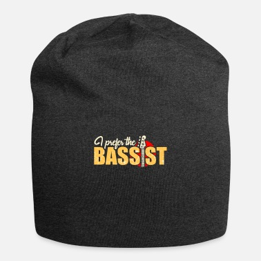 Basslines Bass Player Guitar Gift - Beanie