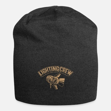 Stage Lighting Crew Retro Light Tech Stage Crew Gifts - Beanie