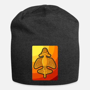 Ancient Vimana Ancient India UFO For Ancient Astronauts - Beanie