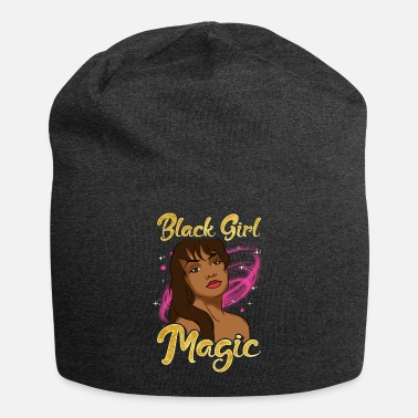 Afro Black Girl Magic Melanin Queen African Diva Straig - Beanie