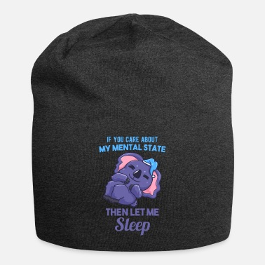 Sleeping Koala sleeping Australia bed chill - Beanie