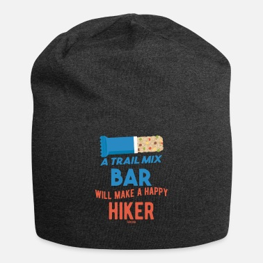 Hunger Trail Mix Day Camping Hiking healthy - Beanie