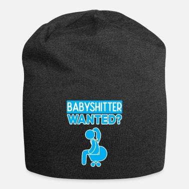 Disgusting Babyshitter Wanted ? - Bad Taste Humour - Beanie