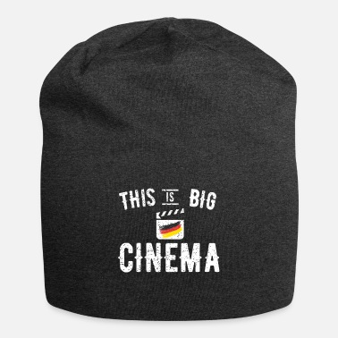 National 00245 EN National Germany Language This is big cin - Beanie