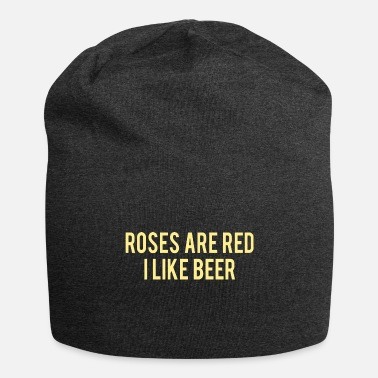 Server Beer : roses are red, I like beer - Beanie