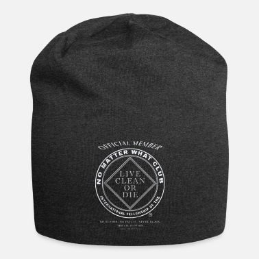 Anonymous Narcotics Anonymous Official Member No Matter What - Beanie