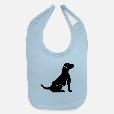 Dog Breed Dog - Dog breed - Baby Bib