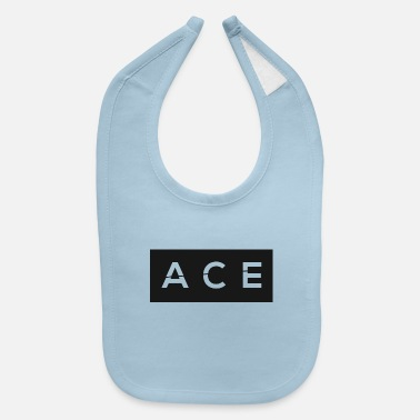 Ace Of Spades Ace Street Merch - Baby Bib