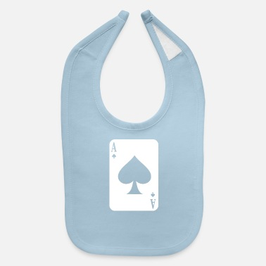 Ace Of Spades Ace Of Spades - Baby Bib
