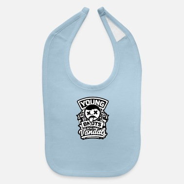Young Persons Young - Baby Bib