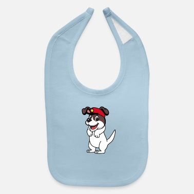 Dog Friendly Dog Police Dog Dog Friendly - Baby Bib