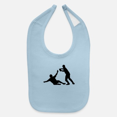 Baseball Players Baseball Players - Baby Bib