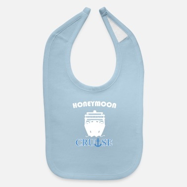 Cruise Honeymoon Cruise - Baby Bib