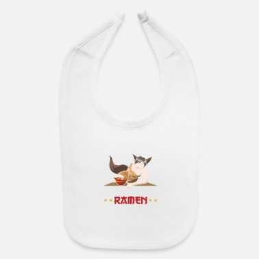 Memme Just A Girl Who Loves Ramen And Anime Gift Women - Baby Bib