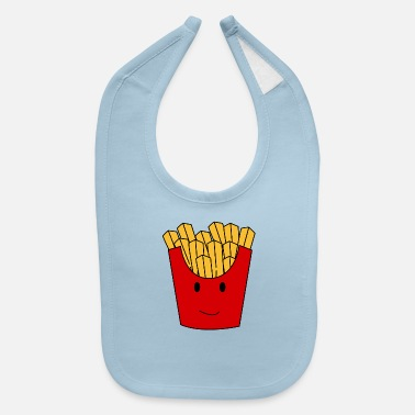 Fries French fries - Baby Bib