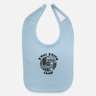 Bb Camp BB - Baby Bib