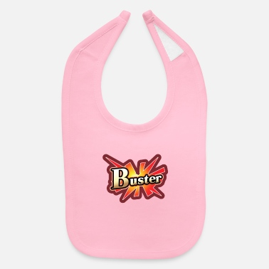 Cards Buster Card - Baby Bib