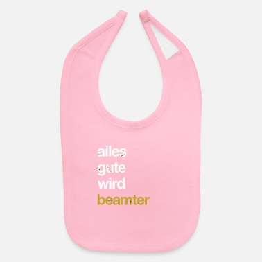 Government Government employee - Baby Bib