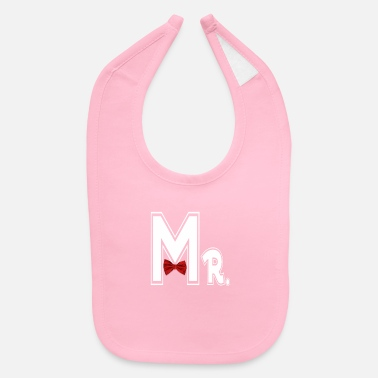 Mrs Mr &Mrs - Baby Bib