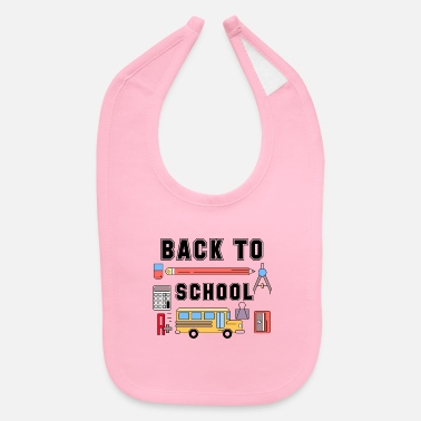 Back to School - Baby Bib